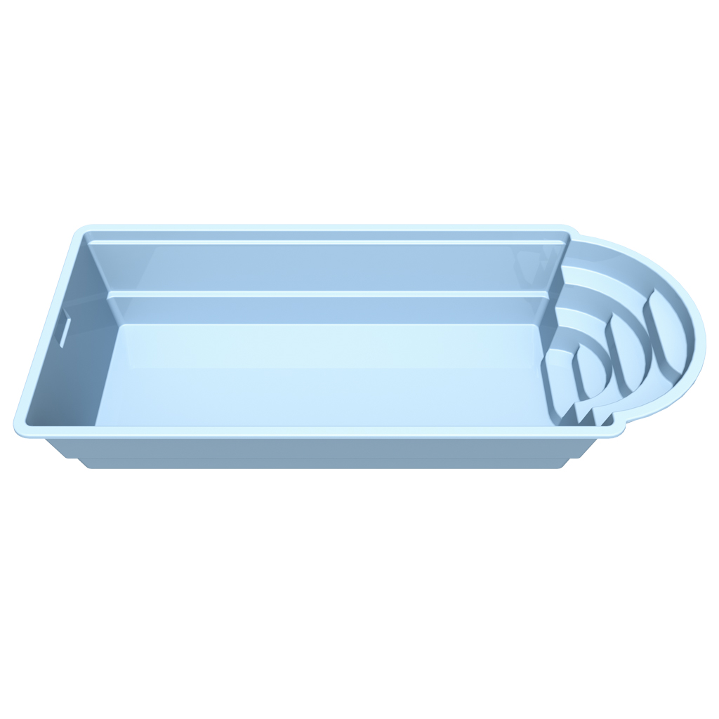 polyester pool CLARA