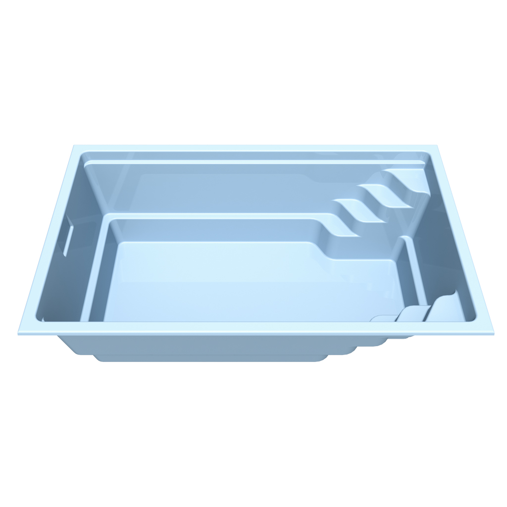 polyester pool OLIVIA